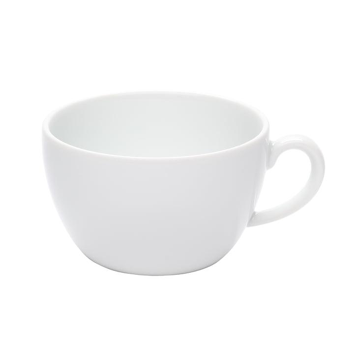 La tasse à cappuccino Pronto de Kahla, 0,25L en blanc