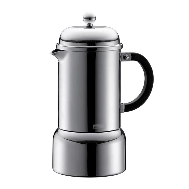 Cafetière espresso Chambord 0,35 l de Bodum en acier inoxydable