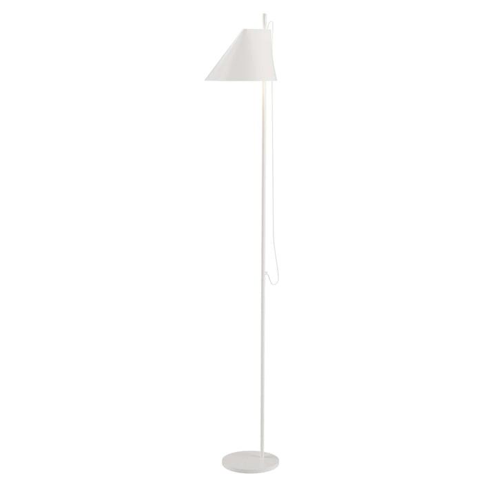 Le lampadaire par Louis Poulsen - Yuh LED en blanc