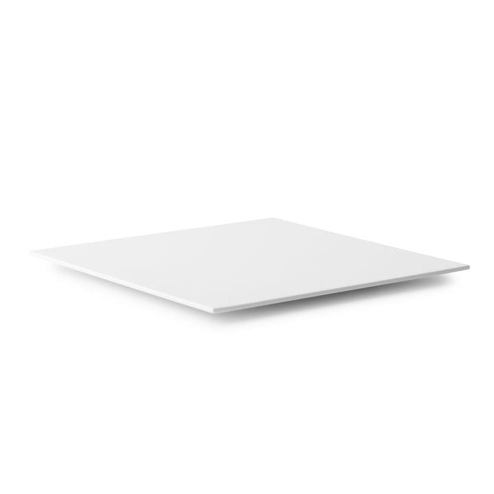 Base 16,8 x 16,8 cm par by Lassen en blanc