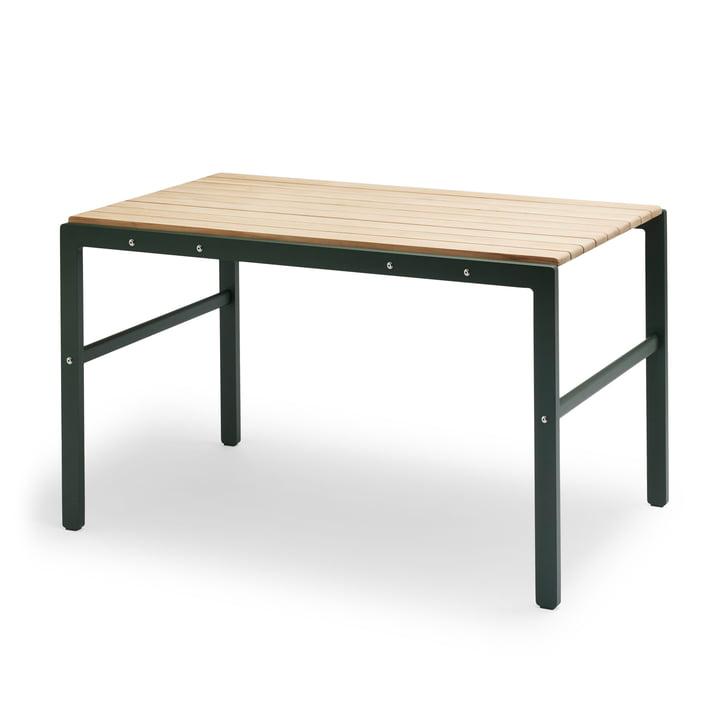 La table Reform de Skagerak en teck / kaki