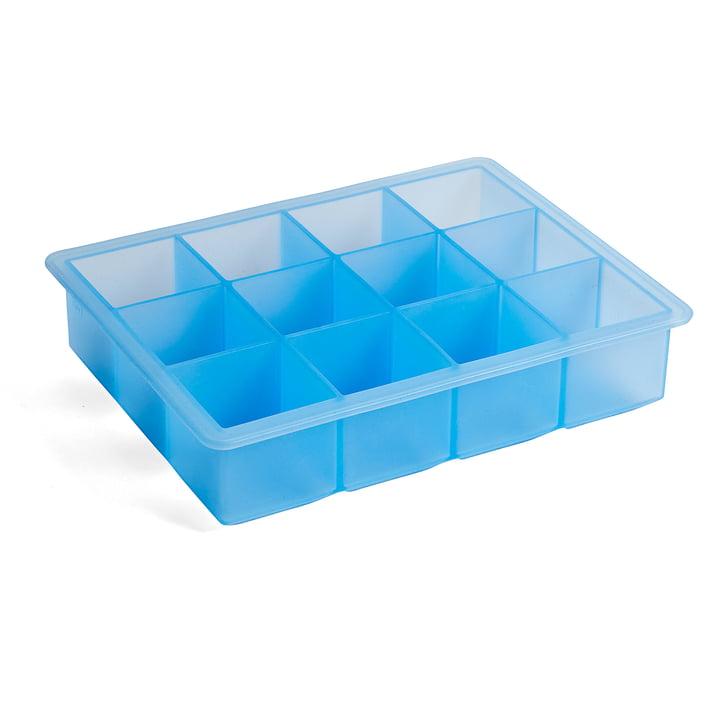 Bacs à glaçons par Hay en bleu clair