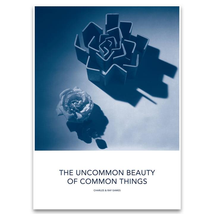 Eames cite la beauté de l'affiche par Vitra