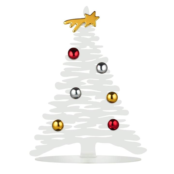 Bark for Christmas par Alessi en blanc