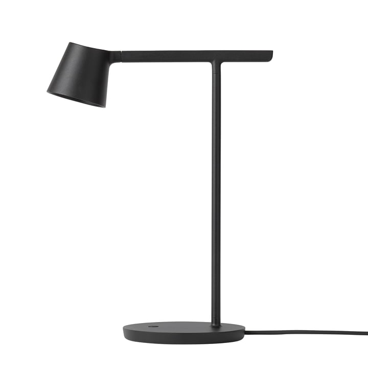 Tip Lampe de table de Muuto en noir