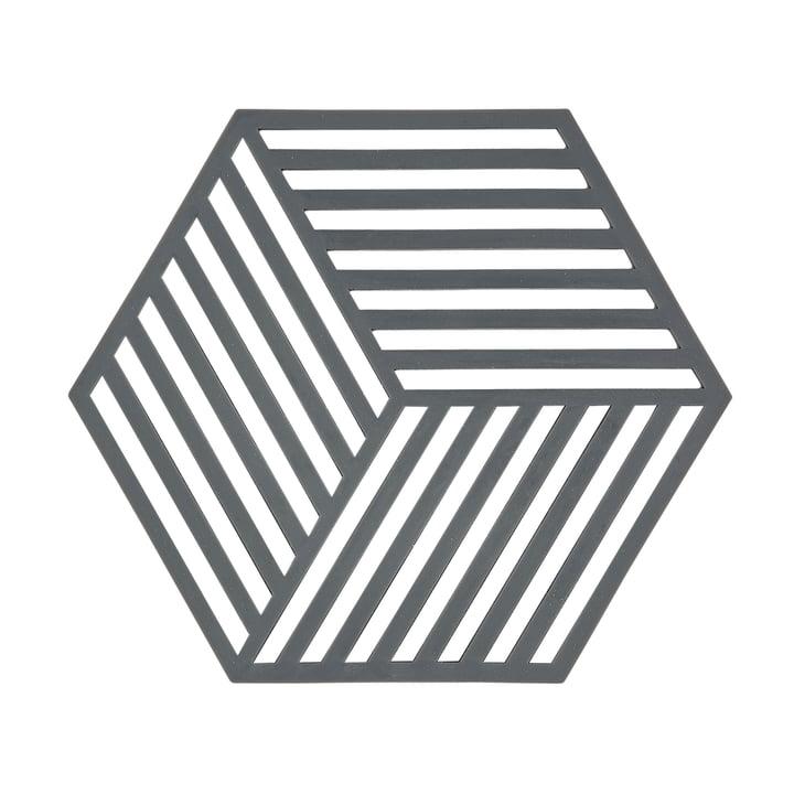 The Zone Denmark - Hexagon - Hexagon hexagonal en gris
