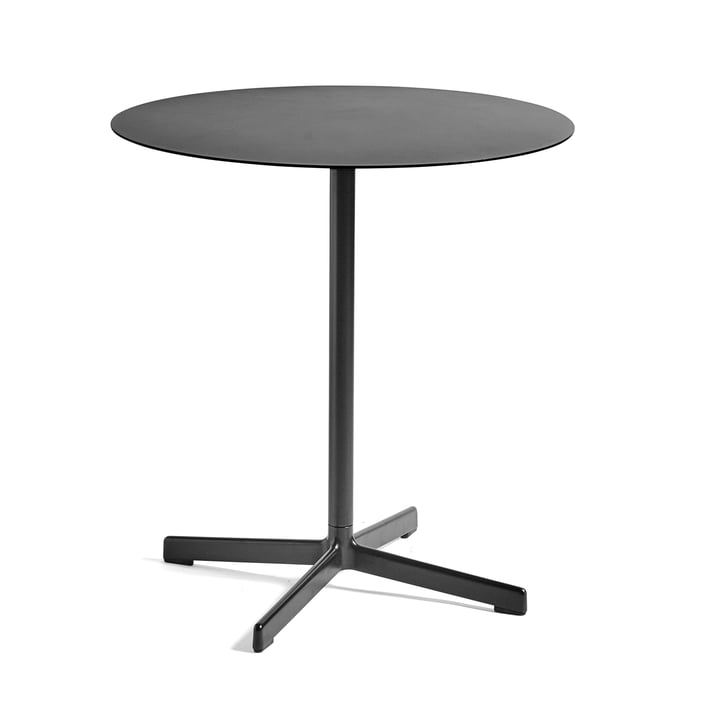 Table Neu Ø 70 cm par Hay en charbon