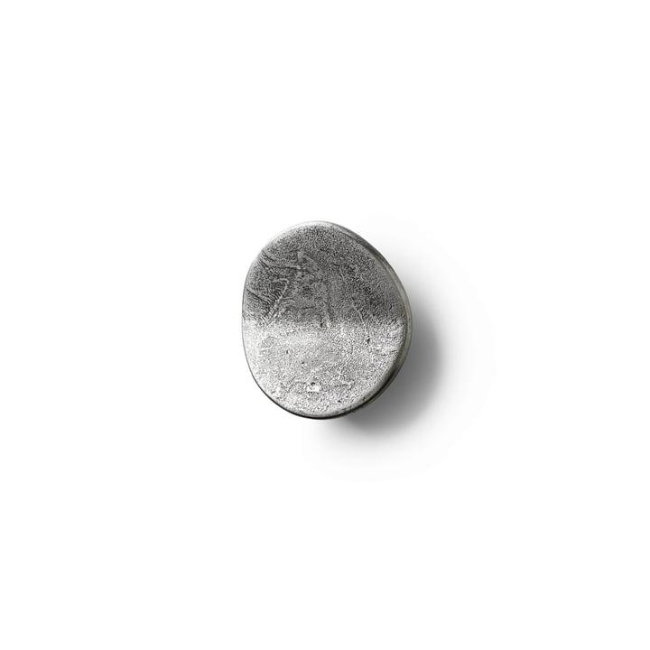 Patère Imago Ø 11,5 cm de Mater en fonte