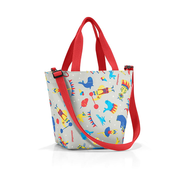 Le shopper XS kids de reisenthel, circus