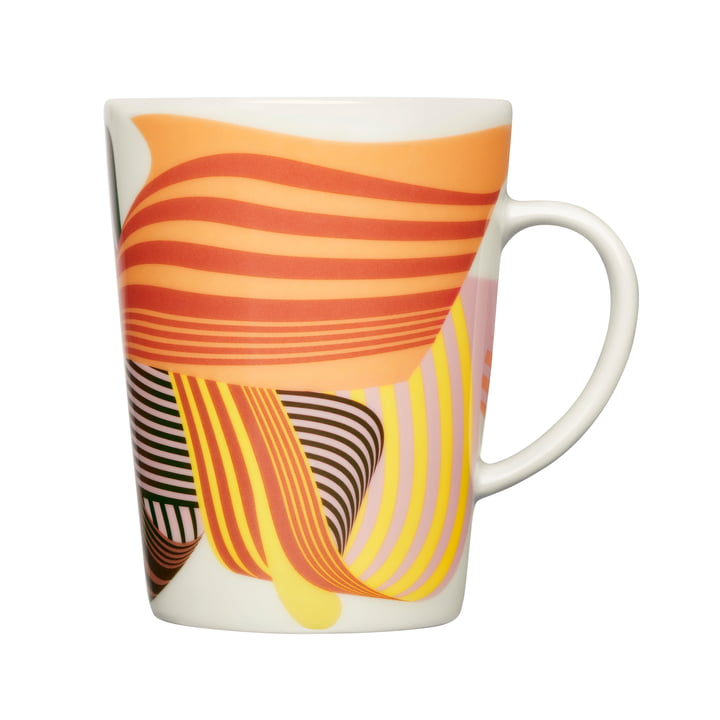 La tasse Graphics d'Iittala, 0.4 l, Solid Waves