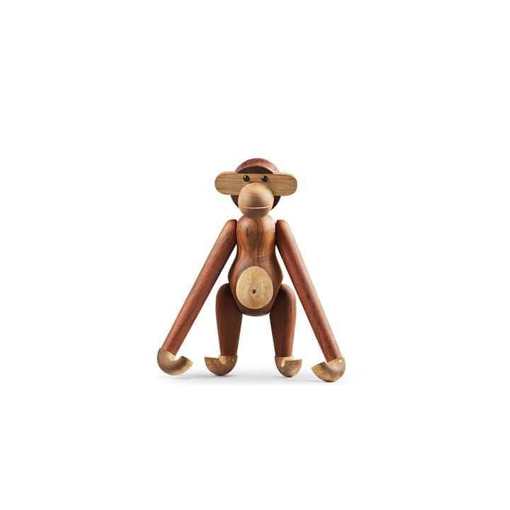 Singe - bois mini par Kay Bojesen en bois Limba / bois de teck