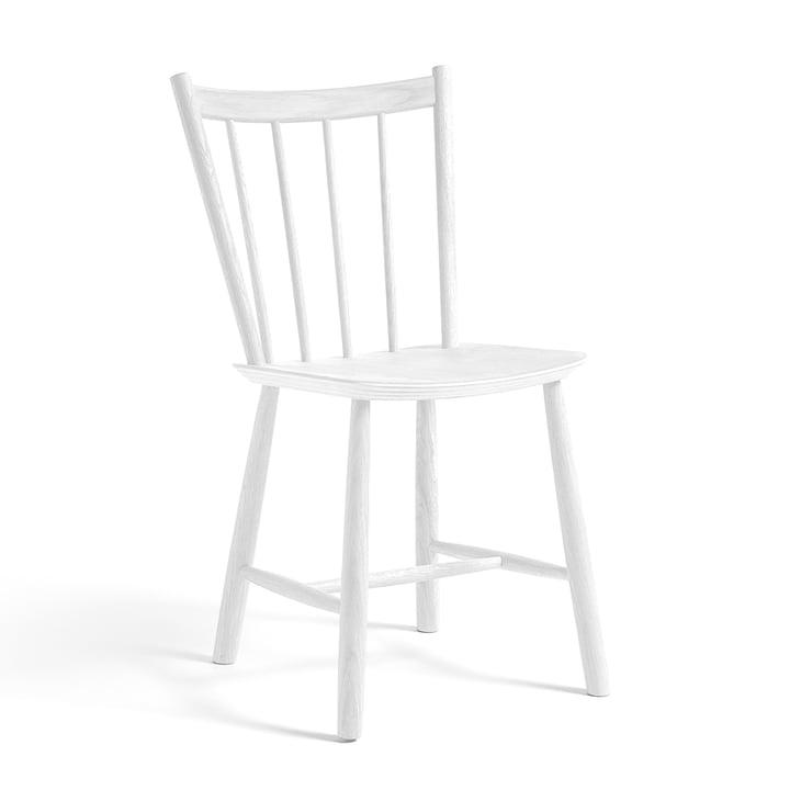 La J41 Chair de Hay, blanc
