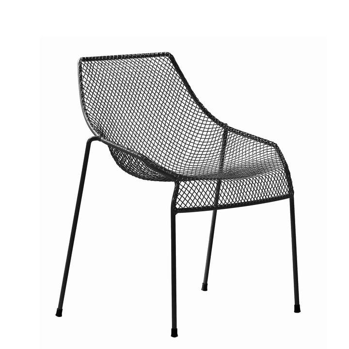 La chaise Heaven par Emu, noir (24)