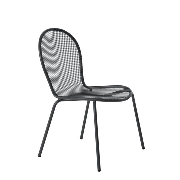La chaise Ronda par Emu, fer antique