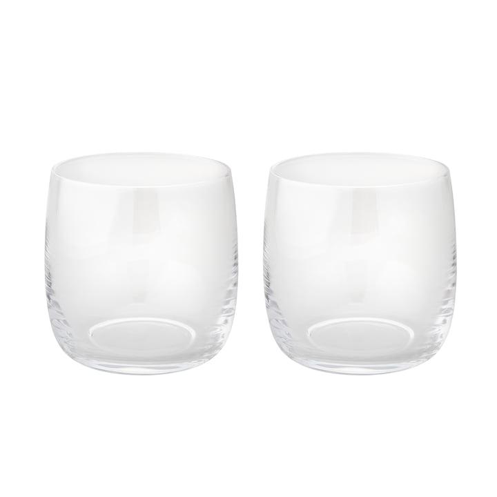 Foster Verre à eau 0,2 l set de 2 de Stelton en verre