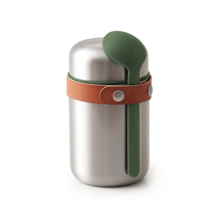 Black + Blum - Food Flask pot isotherme en olive