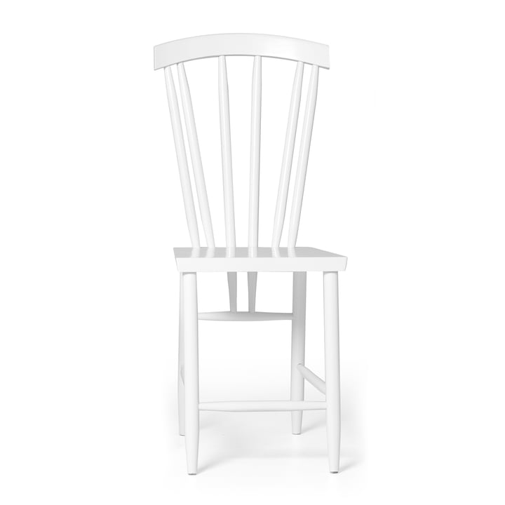Design House Stockholm - Family Chair No. 3 en blanc