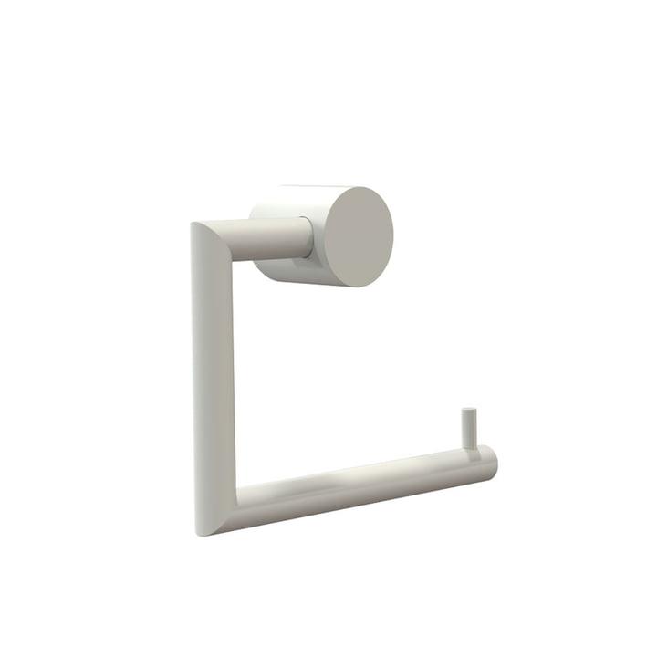Nova 2 Porte-papier de toilette en blanc de Frost -