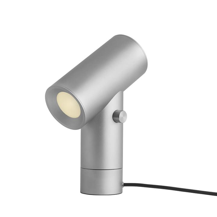 Lampe de table Beam LED de Muuto en aluminium