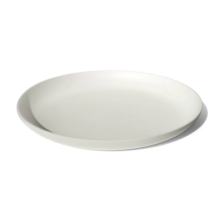 plateau blanc en Corian de qualité supérieure de 40 cm de diamètre