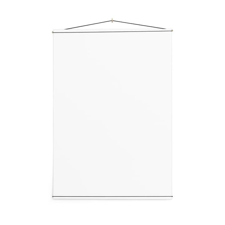 Poster Hanger, 70 x 100 cm de Moebe en laiton