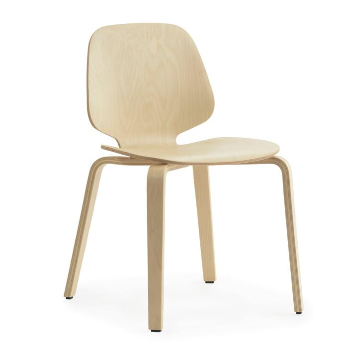 Ma chaise par Normann Copenhagen à Birch