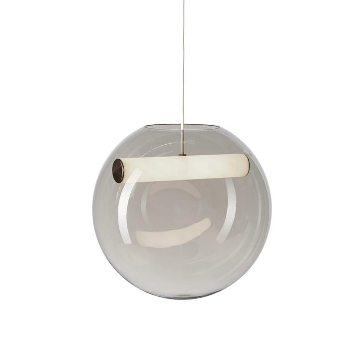 Reveal luminaire suspendu à LED de Northern en gris