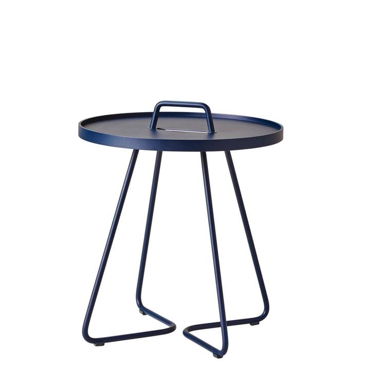 On-the-move Table d'appoint Ø 44 x H 52 cm de Cane-line à minuit