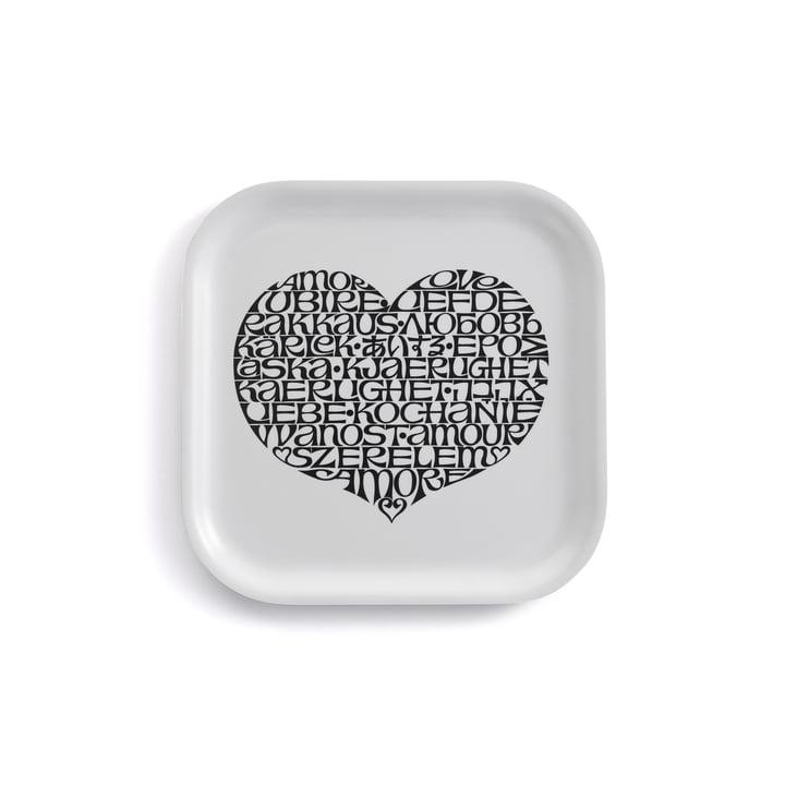 Plateau Classique petit Coeur d'Amour International par Vitra