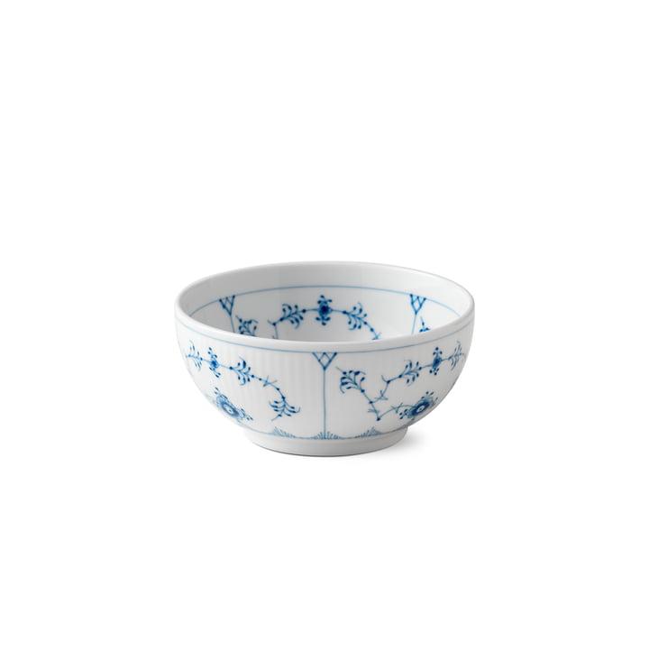 Moules Musselmalet Ribbed Bowl Ø 13 cm de Royal Copenhagen