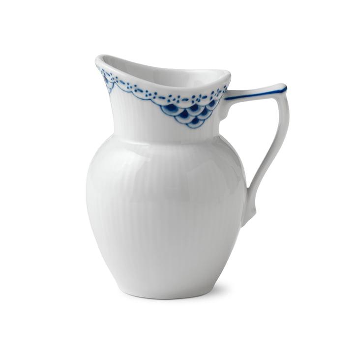 Roulette Princesse Crème 17 cl en blanc / bleu de Royal Copenhagen