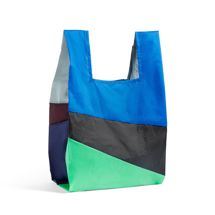 Sac six couleurs 37 x 71 cm No. 1 par Hay