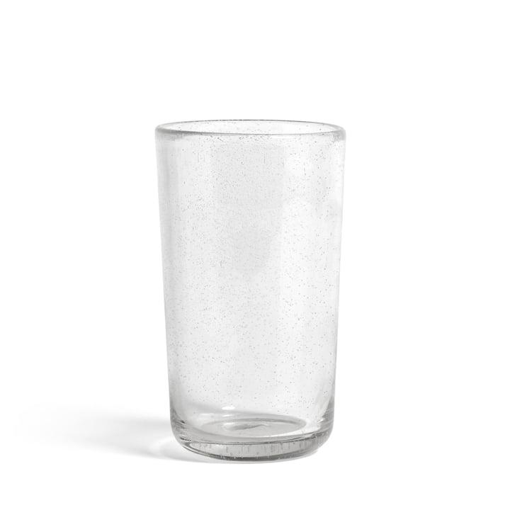 Vase à bulles Ø 14 x H 23 cm à partir de Foin en transparent