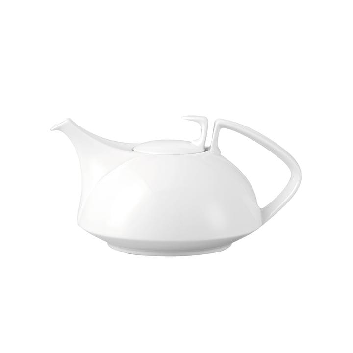 Théière TAC petite de Rosenthal en blanc
