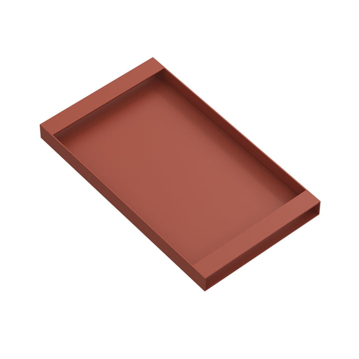Plateau Torei 320 × 185 × 25 mm de New Tendency in sienna