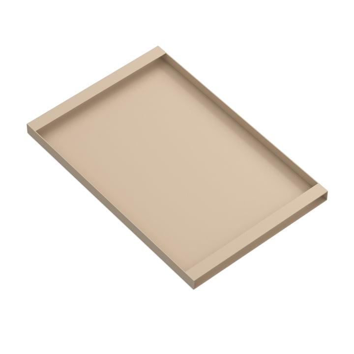 Plateau Torei 475 × 315 × 25 mm de New Tendency dans le sable