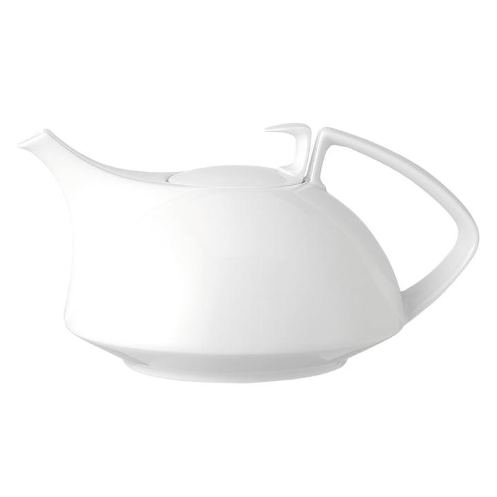 Théière TAC grande de Rosenthal en blanc