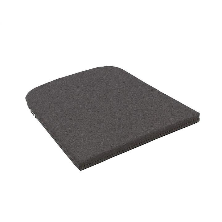 Coussin d'assise pour fauteuil Net en pierre grise de Nardi