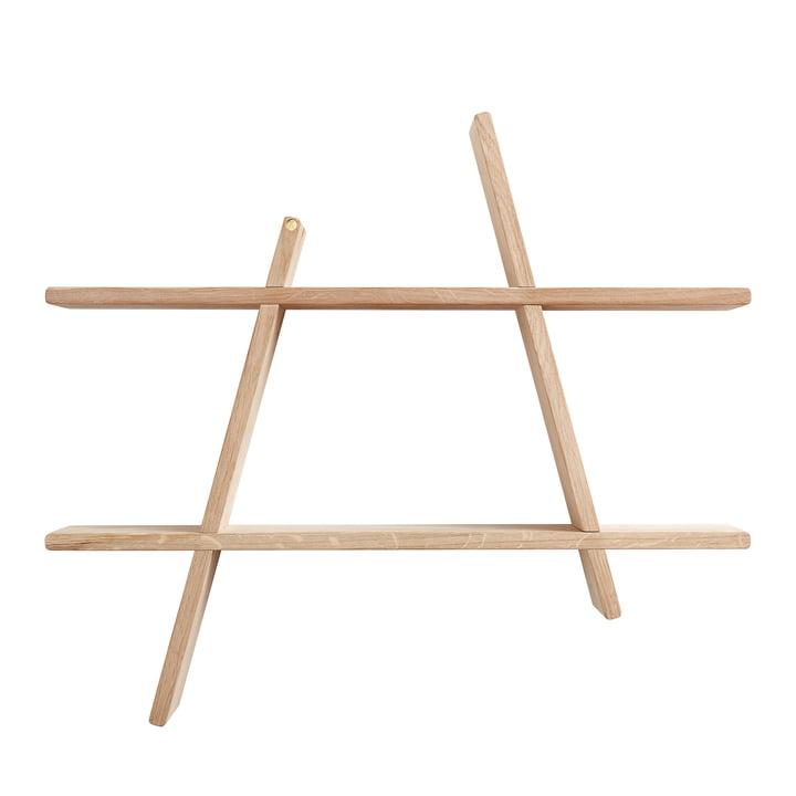 A-Shelf large par Andersen Meubles en chêne