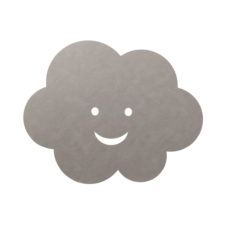 Tapis de sol enfant Cloud XXL by LindDNA en Cloud gris clair