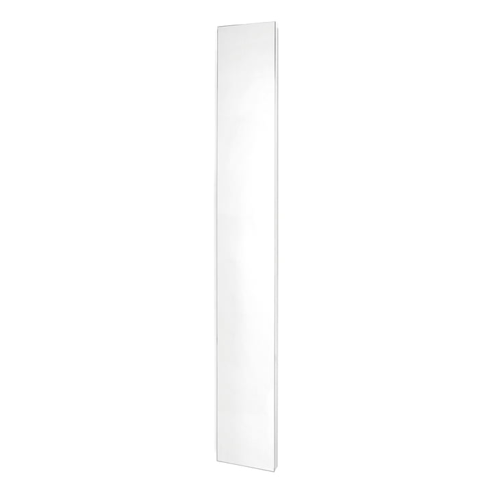 Miroir en ligne 24 x 170 cm de Schönbuch en blanc neige