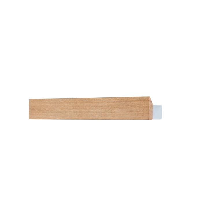 L'étagère Flex 40 cm en chêne / blanc de Gejst