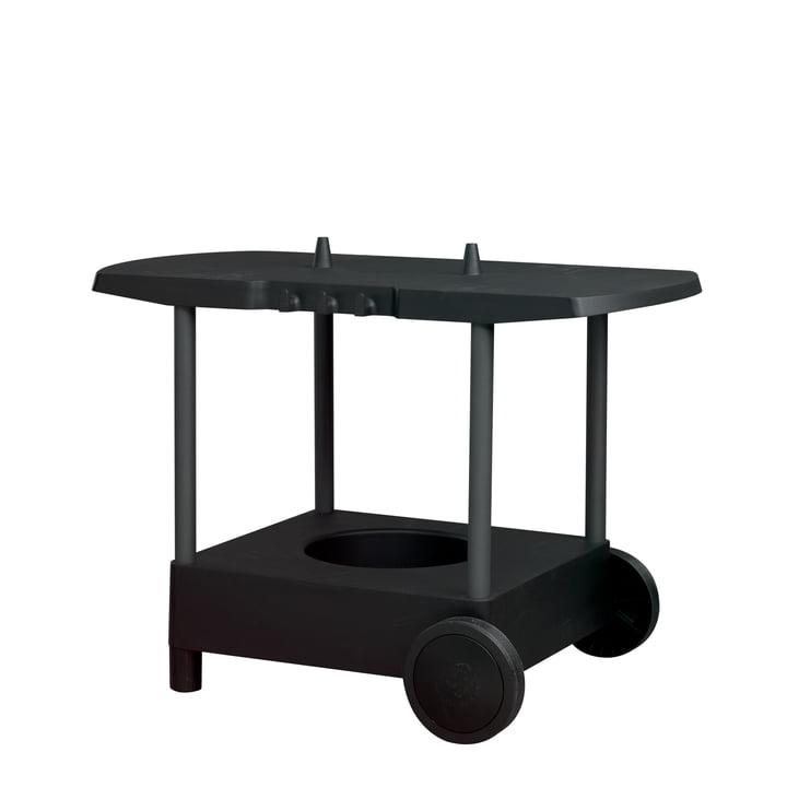 Table tavolo pour gril à gaz Forno gris anthracite de Morsø