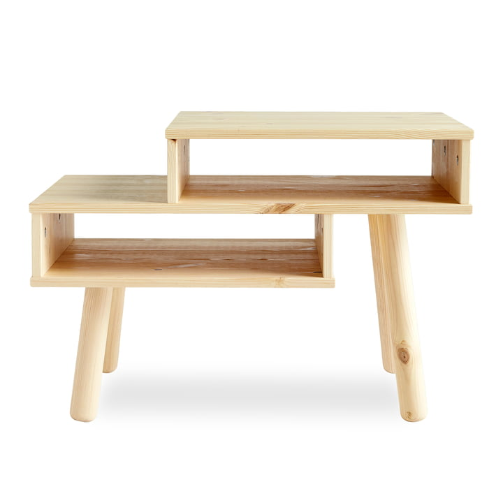 Table basse Hako en nature par Karup