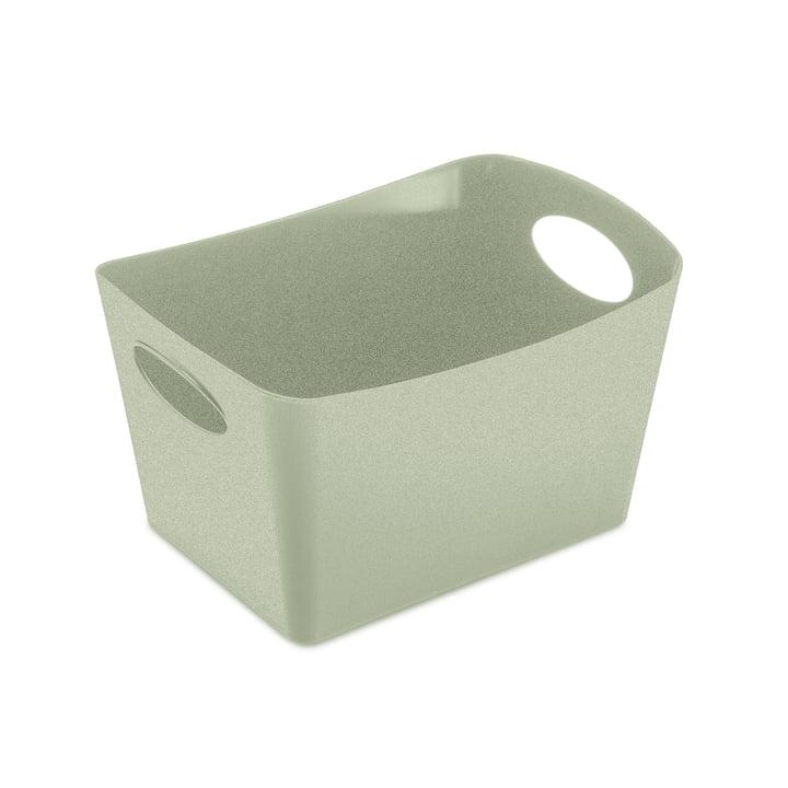 Boxxx S Boîte de rangement en organic vert de Koziol