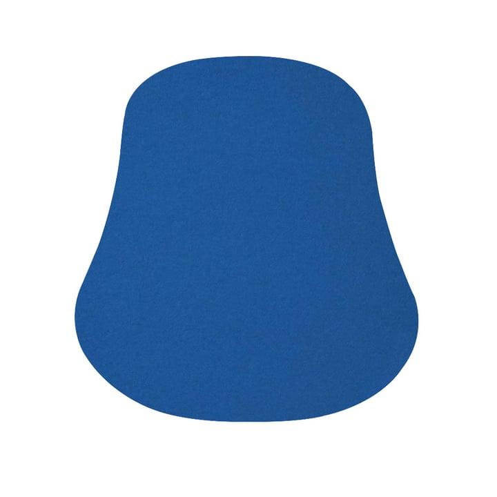 housse en feutre pour chaise Masters de Hey Sign en essence 5 mm avec revêtement antidérapant