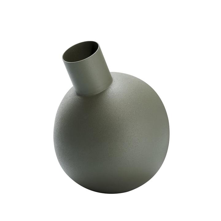 Vase ballon S en vert par Philippi