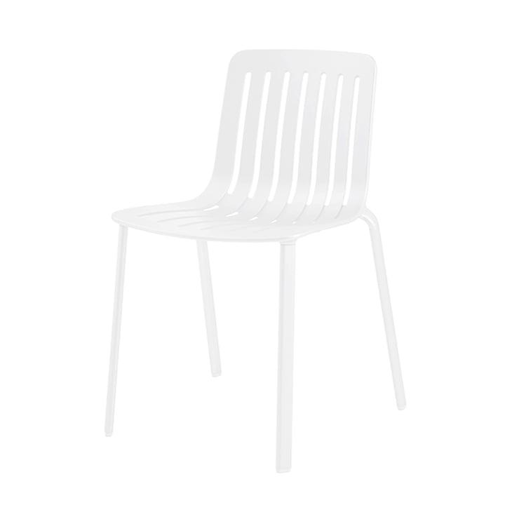 Chaise Plato de Magis en blanc