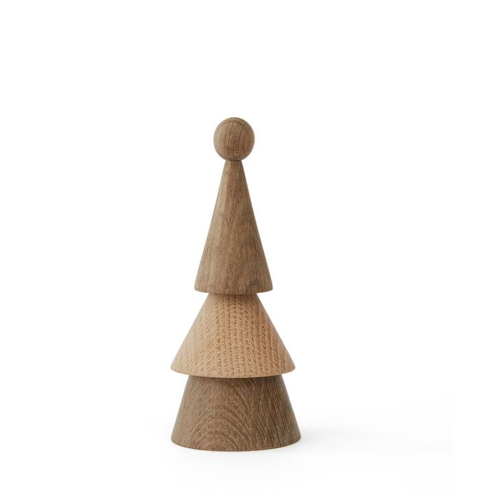 Figurines en bois Noël, sapin de Noël Piero petit par OYOY