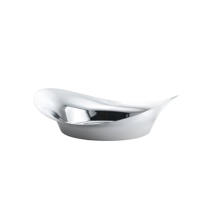 Finn Juhl Circle Bowl Ø 20 cm, acier inoxydable par ArchitectMade